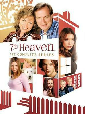 7Th Heaven - Complete Series New Dvd