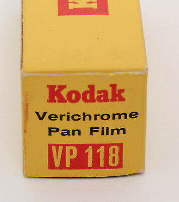 118 Film - Kodak Verichrome, Expired - Vintage Film