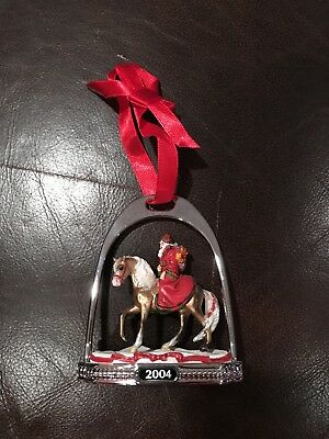2004 Breyer Stirrup Horse Ornament