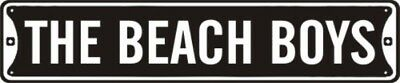 The Beach Boys Street Sign Garage Metal 5X24 #7060