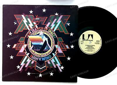 Hawkwind - X In Search Of Space GER LP 1971 FOC Orig. Gimmix FOC Space Rock /3*