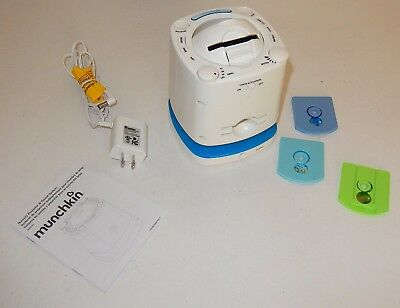 Munchkin Nursery Projector and Sound System, USED