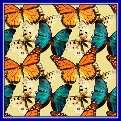 30 Custom Butterfly Wishes Personalized Address Labels