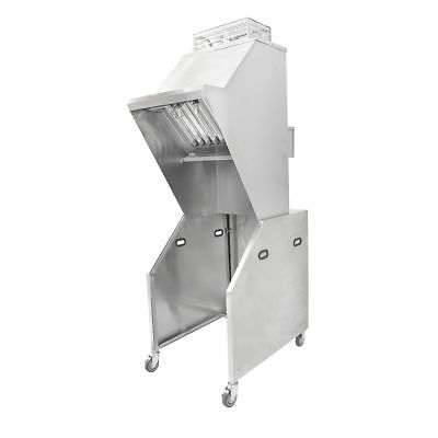 Portable Ventless Hood System 2Ft