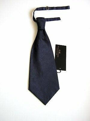 Corneliani Nuova New Plastron Cerimonia Sposo Ceremony Seta Silk Made In Italy