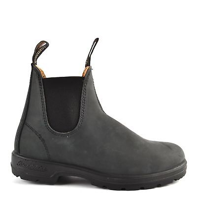 NEW Blundstone Style 587 Rustic Black Leather Boots for Women