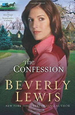 The Confession: Volume 2 (Heritage of Lancaster C... by Lewis, Beverly Paperback