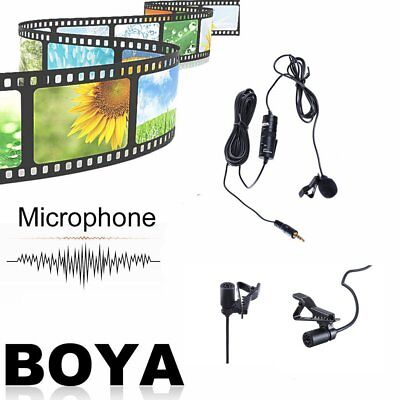 BOYA BY-M1 Omnidirectional Condenser Microphone For Smartphone For DSLR Camera A