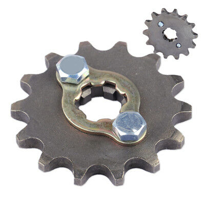 420 14T 17mm Front Chain Sprocket Gear For 90cc 110cc 125cc Pit Dirt Bike ATV