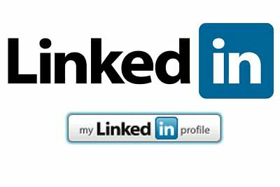 Linkedin Followers  - Never Drop- Life Time Staying