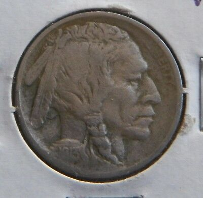 1913 Type I Buffalo Nickel Very Fine Condition Better Date