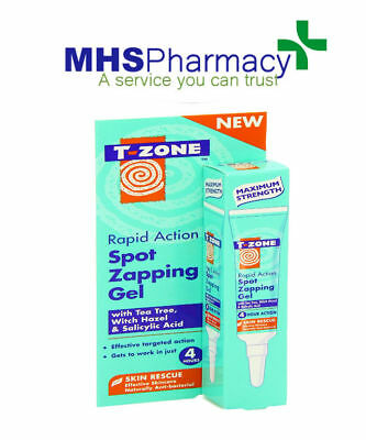 T-Zone Rapid Action Spot Zapping Gel 8ml