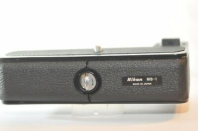 Nikon MB-1 battery pack 2 MS-1 Battery holders for MD-1 MD-2 MD-3 motor Drive F2