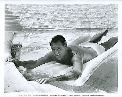 Cary Grant That Touch Of Mink 1962 Vintage Photo Original #5