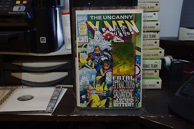 Uncanny X-Men #304 Signed Edition First Print (1993)