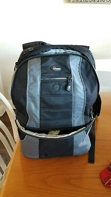 Lowepro Camera and Laptop Backpack (Black)