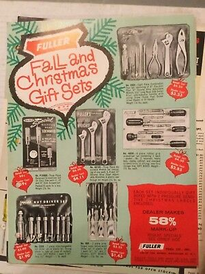 REGENT & SHEFFIELD, WHITESTONE N.Y.  FALL AND CHRISTMAS GIFT SETS. No Date