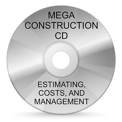 Mega Construction Cd - Estimating, Costs, And Management
