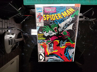Marvel Comics Spider-Man # 6  Torment Series Todd McFarlane (Aug 1990, Marvel)