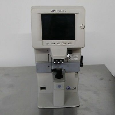 Topcon CL-100 Auto Lensometer  *TESTED