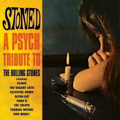 Stoned - a Psych Tri - Stoned - A Psych Tribute To The Rolling Stones / Various