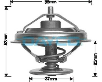 Thermostat for BMW 733i M30 Feb 1978 to Apr 1983 DT35A