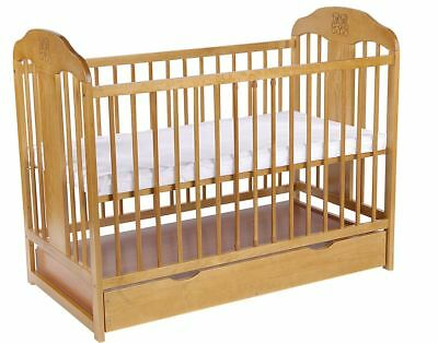 Baby cot with mattress from Baby-Merc