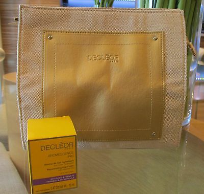 Decleor Aromessence Iris Rejuvenating Night Balm 15ml Boxed New With Beauty Bag