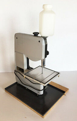 Proxxon Micro Band saw with cooling system, extra blades, variable speed