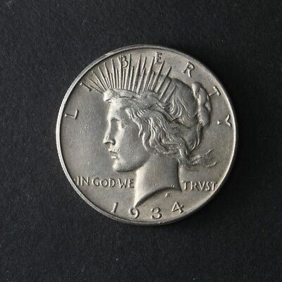 1934-D Peace Dollar Great Deals From The TECC Bargain Bin