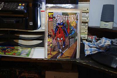 Spider-Girl #1/2 Wizard Special Edition NM First Print (1999)