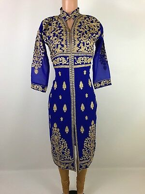 IBC $29 Wedding , Henna ,Bday Party Dresses Indian Georgette Kurti kurta size 40