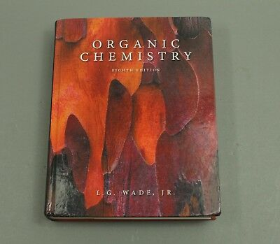 Organic chemistry 8th edition yurkanis bruice 3999 picclick organic chemistry 8th edition by l g wade jr fandeluxe Choice Image