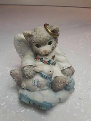 1994 Enesco CALICO KITTENS  A Loving Gift