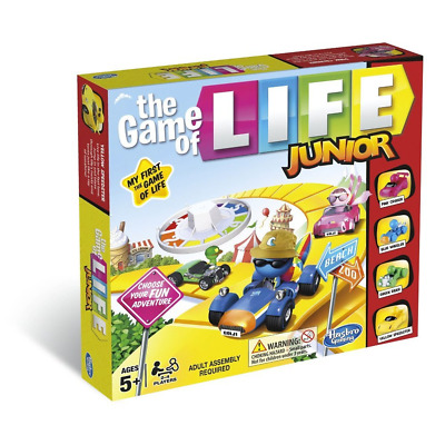 Game of Life Junior Game, Easy & Fun Way to Start Playing The Game of Life Easy