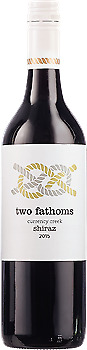 Two Fathoms Currency Creek Shiraz 2015 Red Wine