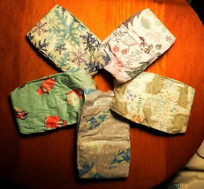 HONEST DIAPERS 5 PACK reborn doll & baby WINTER 2017 LE Christmas size 0 - 1