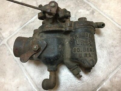 Stromberg Carburetor UR 3/4 Wisconsin Engine Hit Miss Gas Stationary Air Cooled