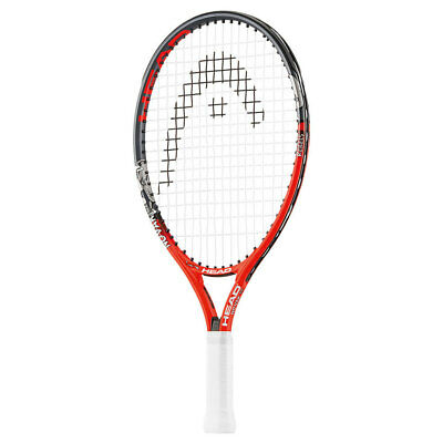 "Head Novak 19"" Junior Series Tennis Racquet Jr Racket Boys Age 2-4 w/ Cover"