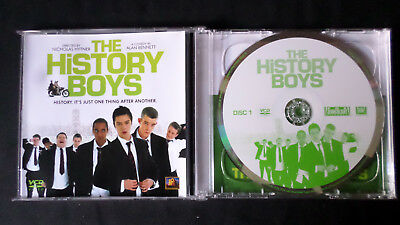 The History Boys. 2-CD Video Compact Disc Set. 2006. Distributed In Singapore.