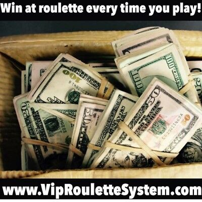 Greatest Roulette System Ever Made. 100% Win Rate. Best Roulette Strategy!