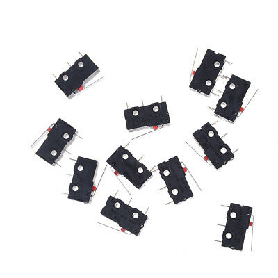 10PCS Limit Switch 3 Pin N/O N/C 5A 250VAC KW11-3Z Micro Switch Pop HP
