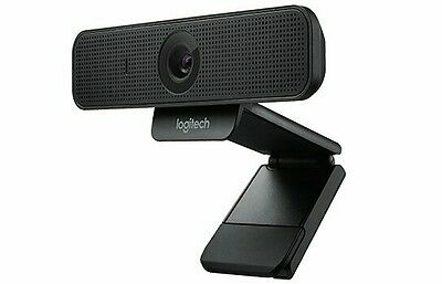 NEW BOX Logitech C925e Webcam full HD 1080p Built-In Stereo MIC for WIN or MAC