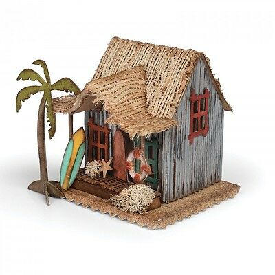 Sizzix Bigz Die By Tim Holtz - Village Surf Shack