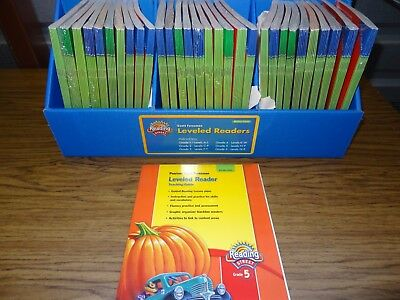 NEW Pearson Reading Street Texas Grade 5 Below-Level Leveled Readers and Guide