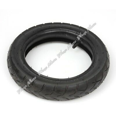 12 1/2 x 2 1/4 Tyre Tire + Inner Tube Straight Stem for Razor Pocket Mod 24V