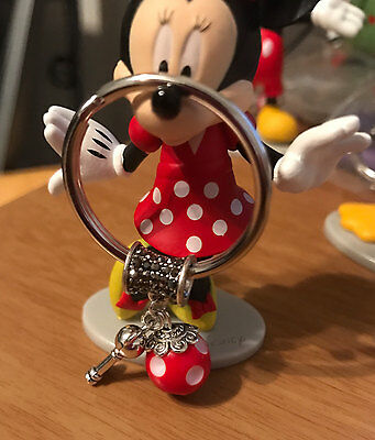 Disney Minnie Mouse Inspired Key Chain