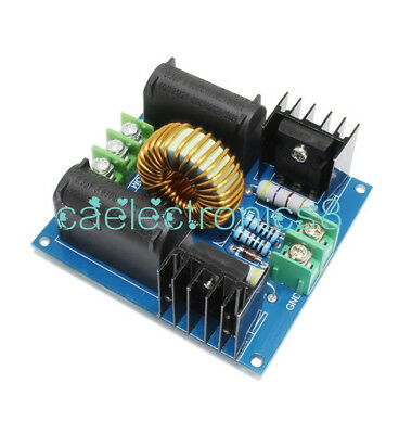 12-30V DC ZVS Tesla Coil Marx Generator High Voltage Power Supply Module CA