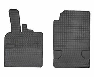 TAPPETI TAPPETINI IN GOMMA Smart ForTwo 2007-2015