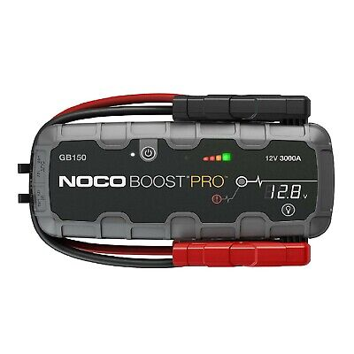 NOCO GB150 Genius Boost Pro UltraSafe 4000 Amp 12V Lithium Battery Jump Starter